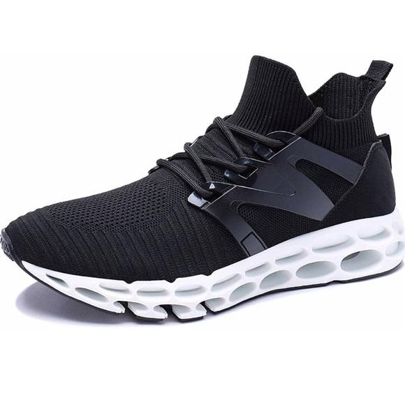 Shoes | Mens Athletic Walking Blade Running Shoesblack | Poshmark